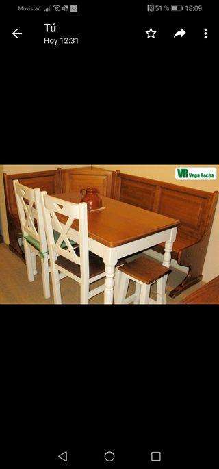mueble rinconera office comedor