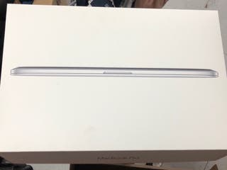 "Macbook Pro 15"" Retina 16Gb 256SSD"