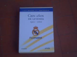 Libro Real Madrid.