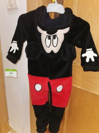 Disfraz Bebé Mickey Mouse