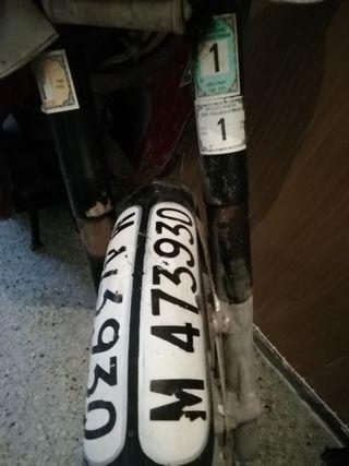 Montesa comando 175cc