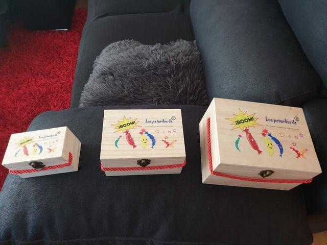 cajas para petardos