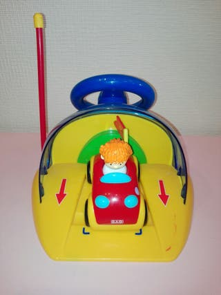 volante - coche teledirigido