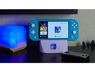 Base de carga Nintendo Switch Lite