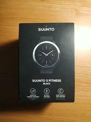 Reloj Suunto Fitness 3 black