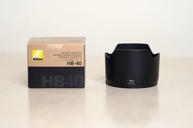 Nikon HB-40 - Parasol rígido para AF-S 24-70