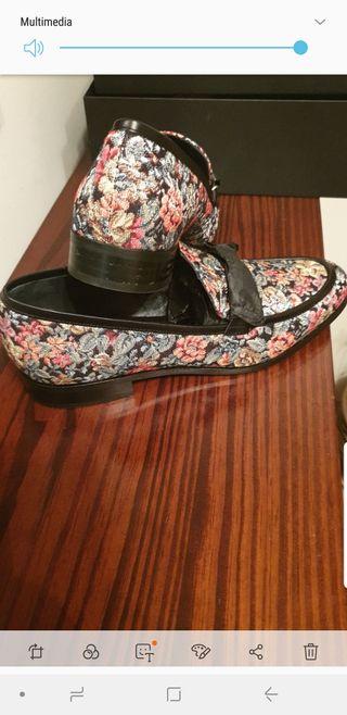 zapatos, Uterque -