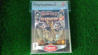 PS2 Juego Ratchet Gladiator