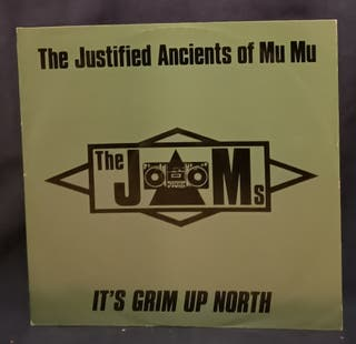 Vinilo The Jams*  It's Grim Up North