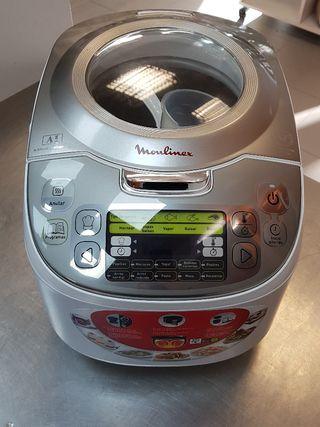 Robot de Cocina Moulinex Maxichef Advanced