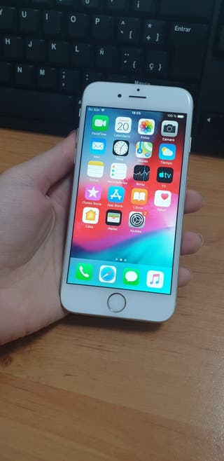 Iphone 6 64gb plata original