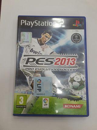PES 2013 Juegos PS2
