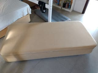 Canapé abatible para cama 190cm x 90cm