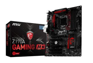 Placa base MSI Z170A Gaming M3