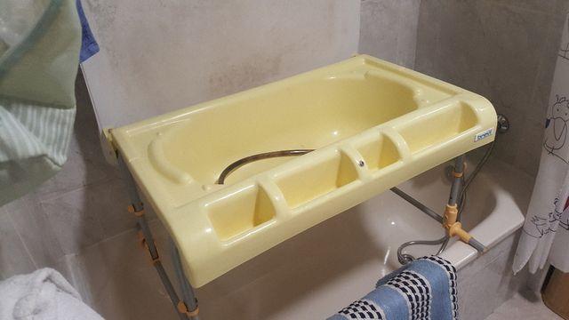 Bañera cambiador Brevi
