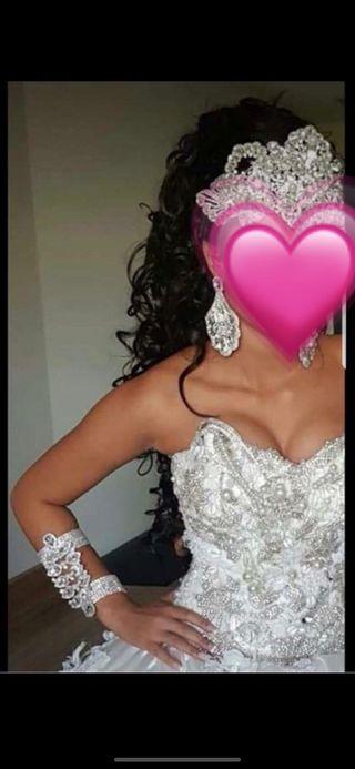 Vestido de boda jitana