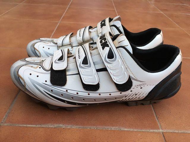 Zapatillas mtb ciclismo o spinning Luck