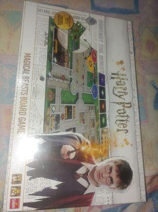 Harry Potter Mágical Beasts -Juego de Mesa ¡NUEVO!