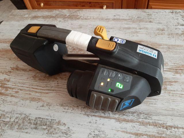 Flejadora ZAPAK de batería 18v