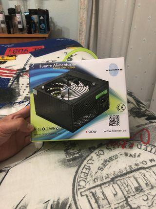Fuente alimentacion power supply k0006.