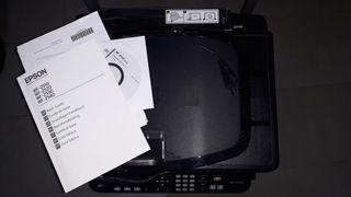 Impresora Epson WF-2530 Modl.: C47LB