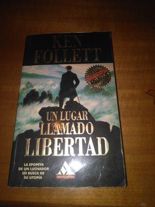 libro un llamado libertad de ken follett