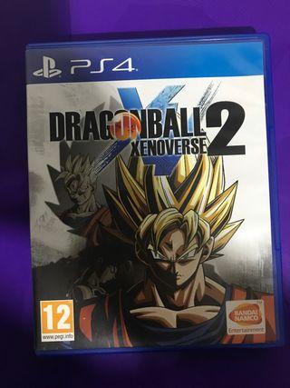 Dragon ball xenoverse 2 nuevo más poster