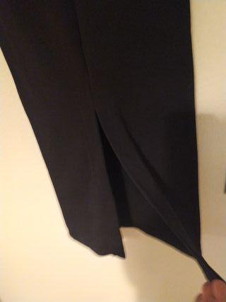 Falda midi tubo