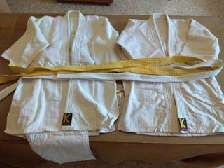 Kimono judo/kárate