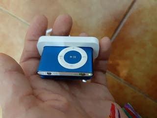 iPod Shuffle 2 - 1 GB - Azul