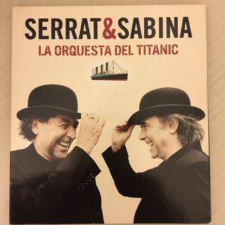CD Serrat y Sabina