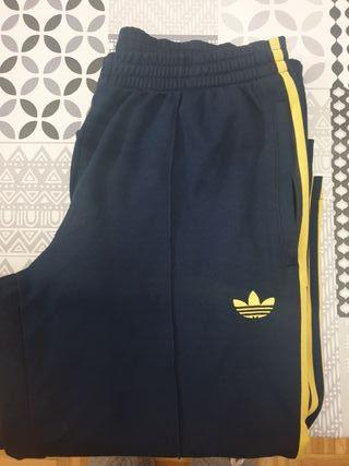 pantalon chándal adidas retro