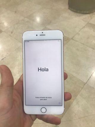 Se vende iPhone 6s Plus en cuenca