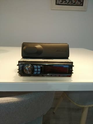 Radio coche Alpine CD MP3