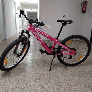 Bicicleta niña scitt