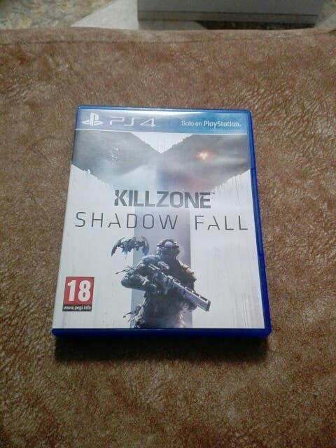 videojuego killzone shadow fall