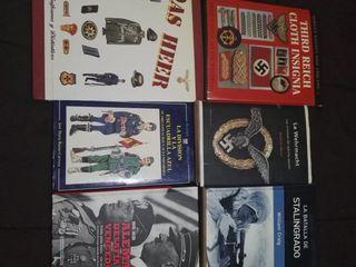 Libros de segunda guerra mundial