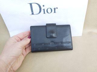 Christian Dior cartera monedero piel mujer