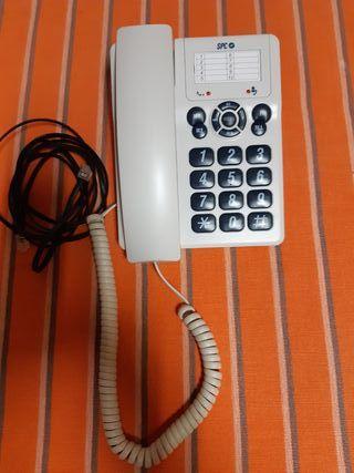 Teléfono fijo. SPC.