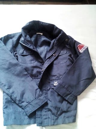 chaqueta niño fina6/7 años