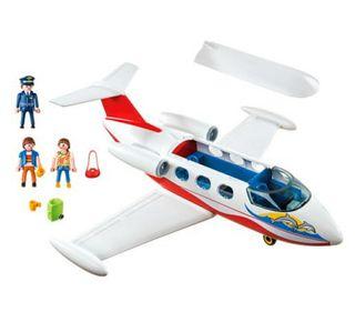 Avión Playmobil