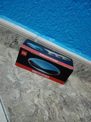 mini altavoz wireless speaker