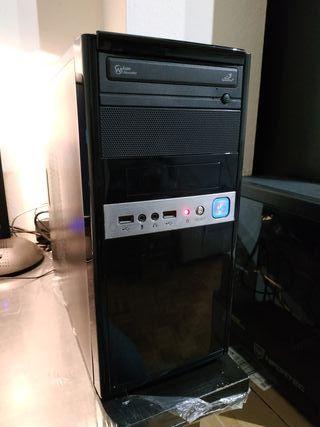 Ordenador de doble núcleo 4GB 160GB Nvidia 9400 GT