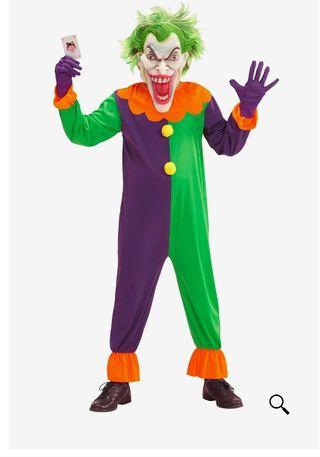 disfraz joker niño