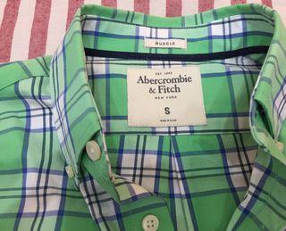 Vendo camisa Abercrombie