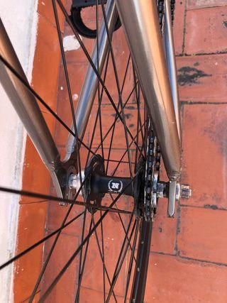 Bicicleta fixie / fixed / pista