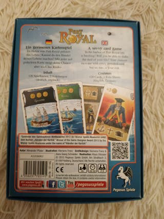 juego Port Royal
