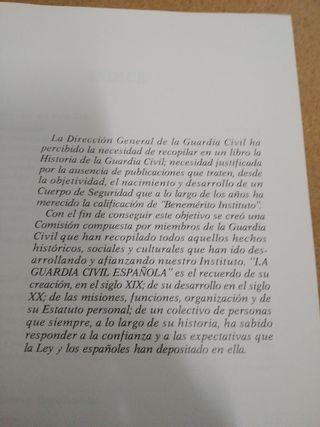 La guardia civil española