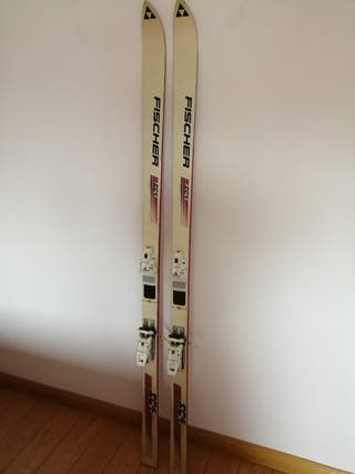 Par de esquís Fischer
