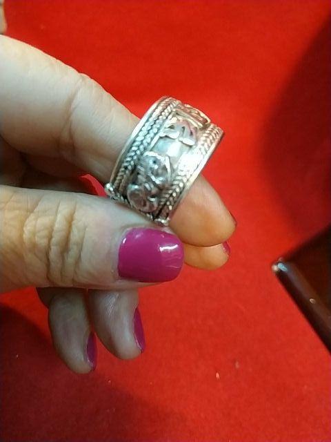 anillo de plata 925 bereber